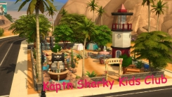 Käptn Sharky Kids Club