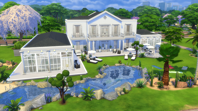 Oasis Springs Apartments
