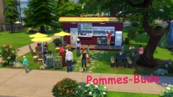 Pommes-Bude